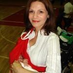 pobednice za pricu o dojenju,Irena i Lenka Kostic