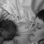 Fotografija 36: Mama Milena i beba Rastko