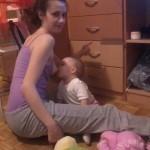 Fotografija 1: Zvezdana Pasuljević, 2 godine (mama Ana)