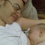 Fotografija 64: Mama Milena Kostić, beba Katarina Lara (na slici dva meseca)