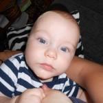 Fotografija  31: Mariana Valtner, beba Danilo, 5 meseci