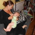 Fotografija 32: Mariana Valtner, beba Danilo, 5 meseci