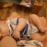 Fotografija 9: Mama Belma i beba Uroš