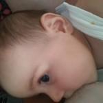 16. Arijana Ćulibrk, beba Nikolina, 6 meseci