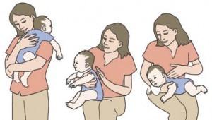 Podrigivanje beba