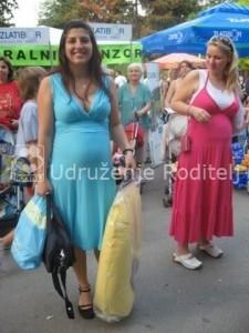 trudnice, nastanak mleka, dojenje