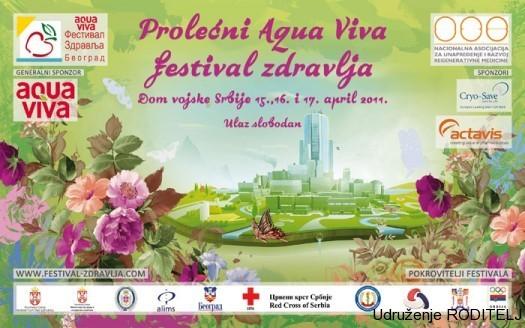 festival zdravlja, radionica o dojenju