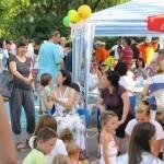Svetska nedelja dojenja na Zemunskom keju