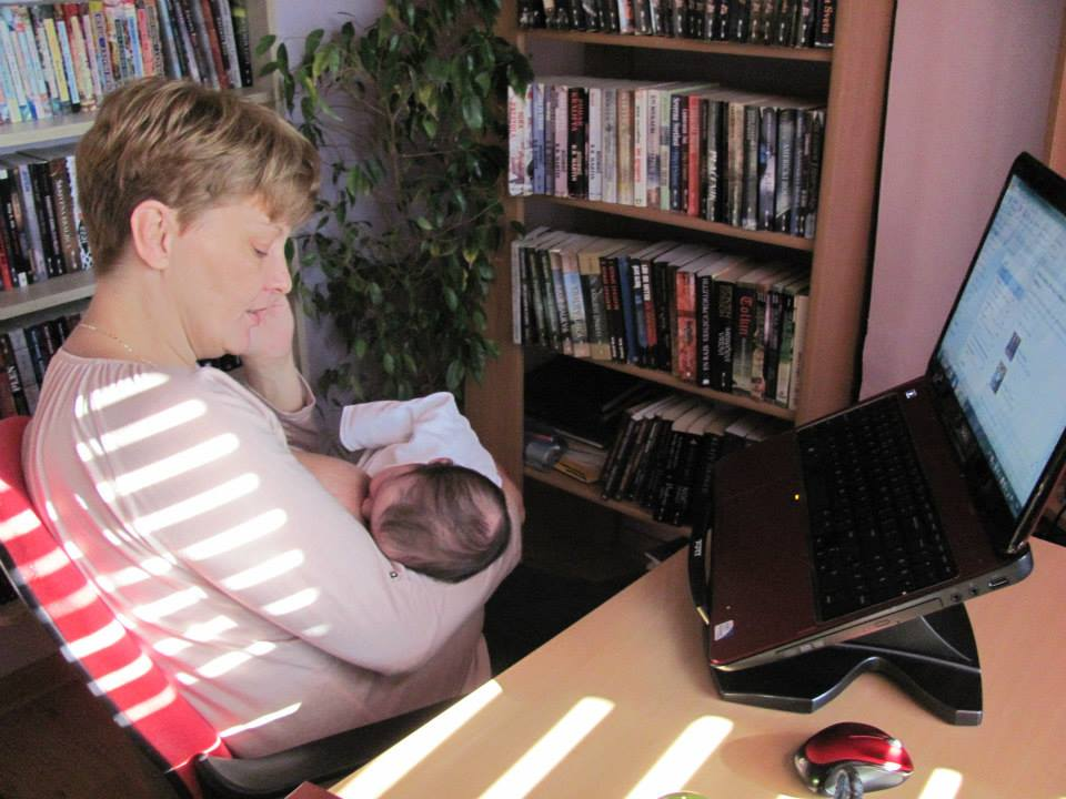 Fotografija 41: Mama Olivera, beba Darja (21)