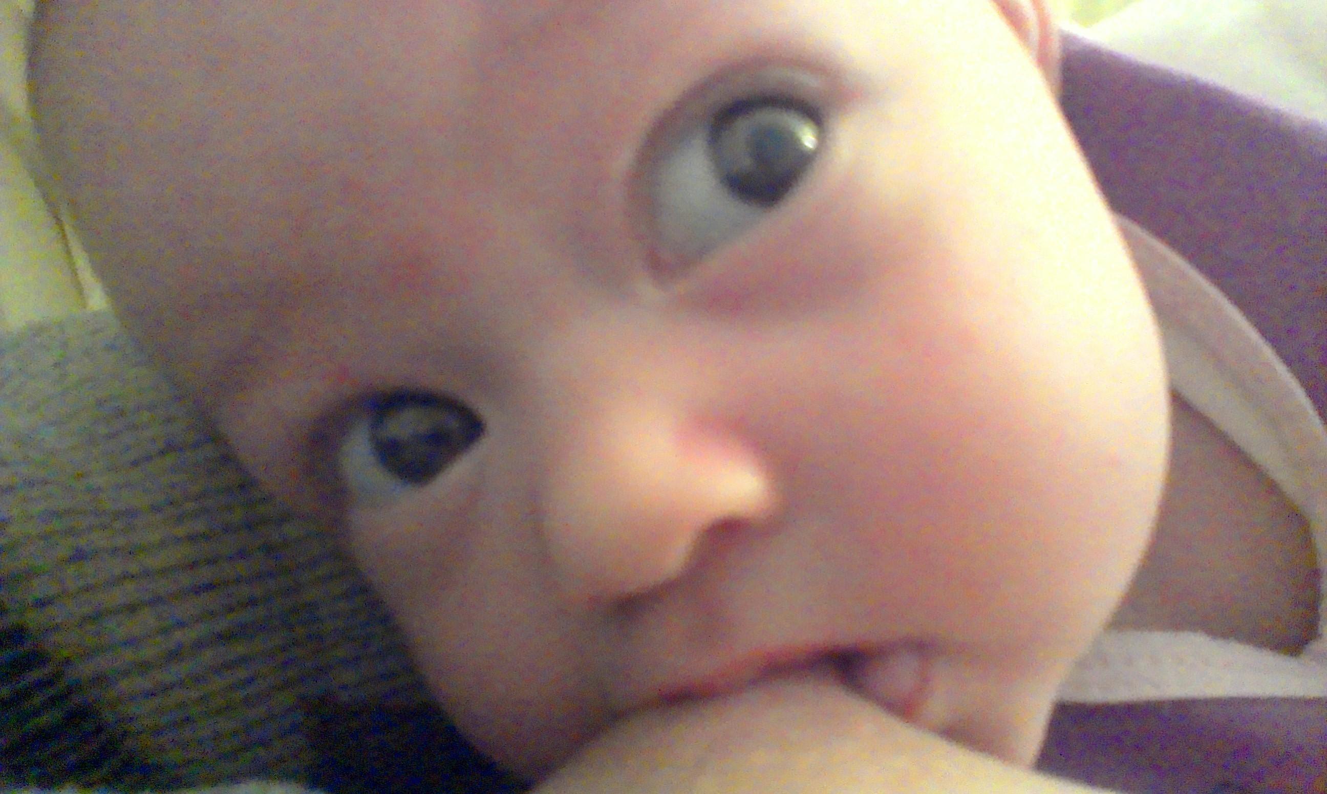 Fotografija 18: Milica Milosavljević, 9 meseci, mama Desanka
