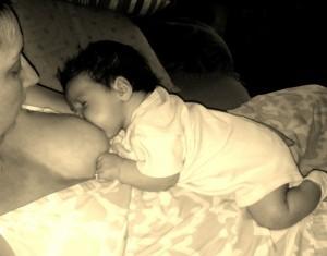 Fotografija broj 66: Mama Ana Marković, beba Sava , 2 meseca