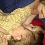 Fotografija 88: Bojana Kukulj Gez, Gala skoro tri godine, Marta osam meseci