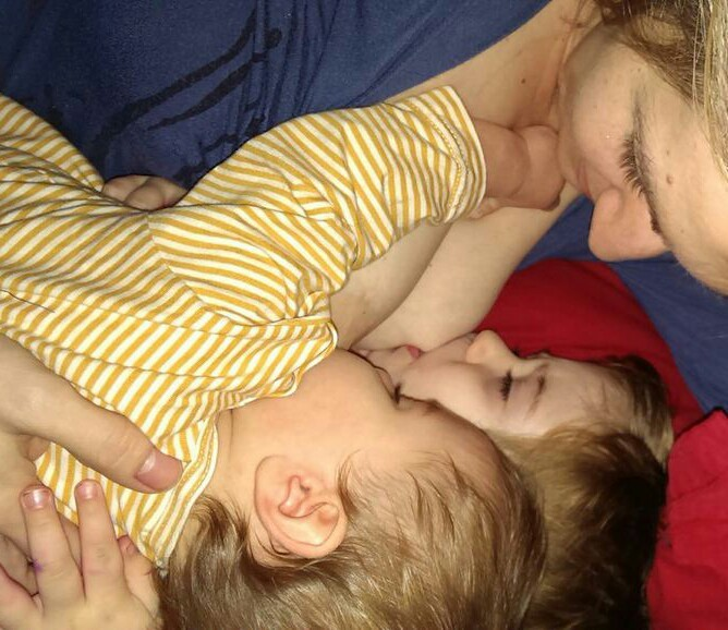 Fotografija 87: Bojana Kukulj Gez, Gala skoro tri godine, Marta osam meseci